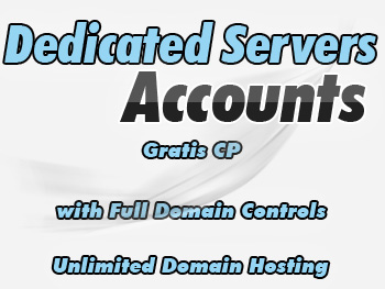 Cheap dedicated hosting servers accounts